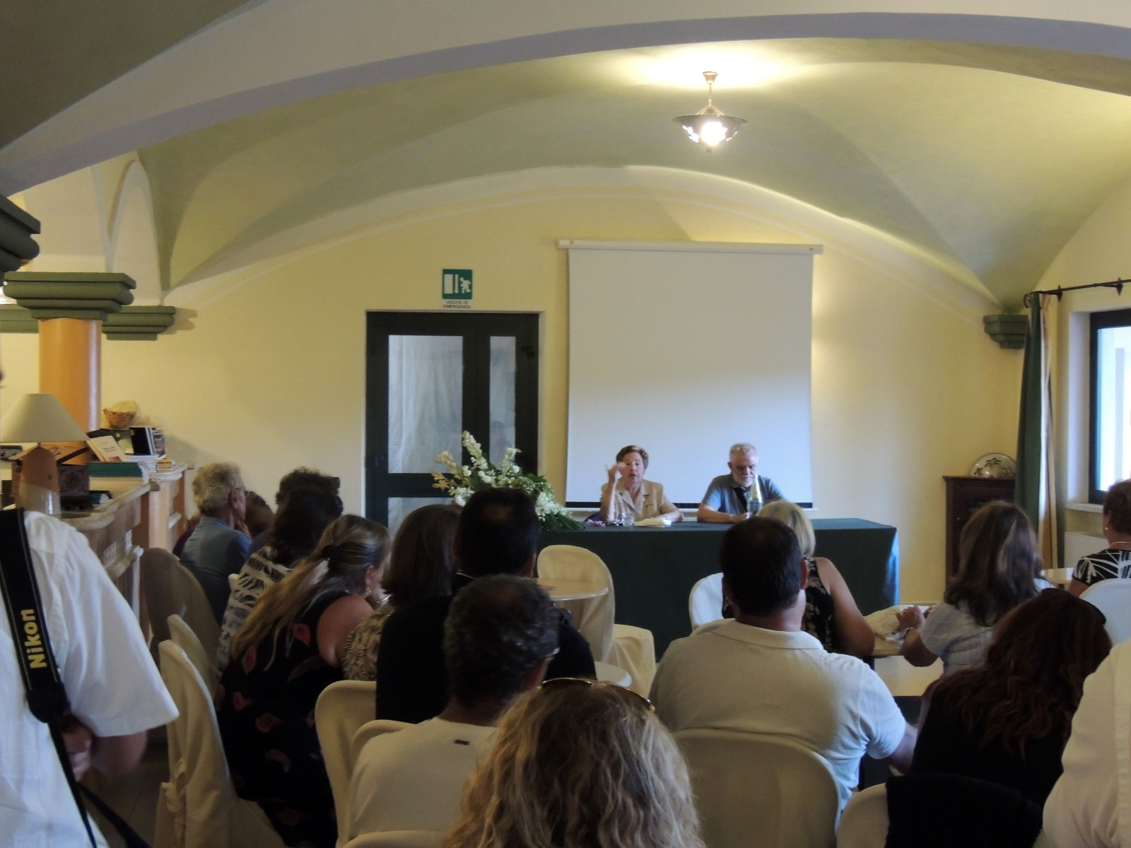 meeting and events in Nuoro